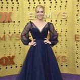 Rhea Seehorn en la alfombra roja de los premios Emmy 2019
