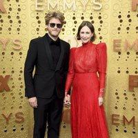 Vera Farmiga en la alfombra roja de los Emmy 2019