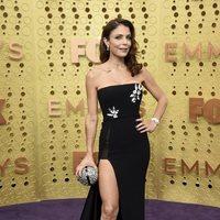 Bethenny Frankel en la alfombra roja de los Emmy 2019