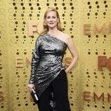 Laura Linney en la alfombra roja de los premios Emmy 2019