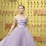Eliza Scanlen en la alfombra roja de los Emmy 2019