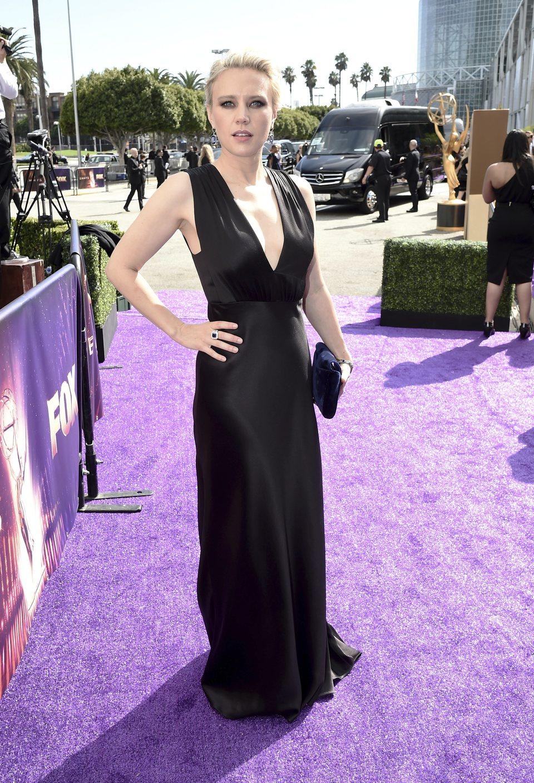 Kate McKinnon en la alfombra roja de los Emmy 2019