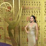 Julia Louis-Dreyfus en la alfombra roja de los Emmy 2019