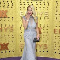 Christina Applegate en la alfombra roja de los Emmy 2019