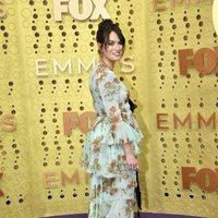 Lena Headey en la alfombra roja de los Emmy 2019