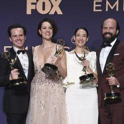 El reparto de 'Fleabag' Emmy 2019