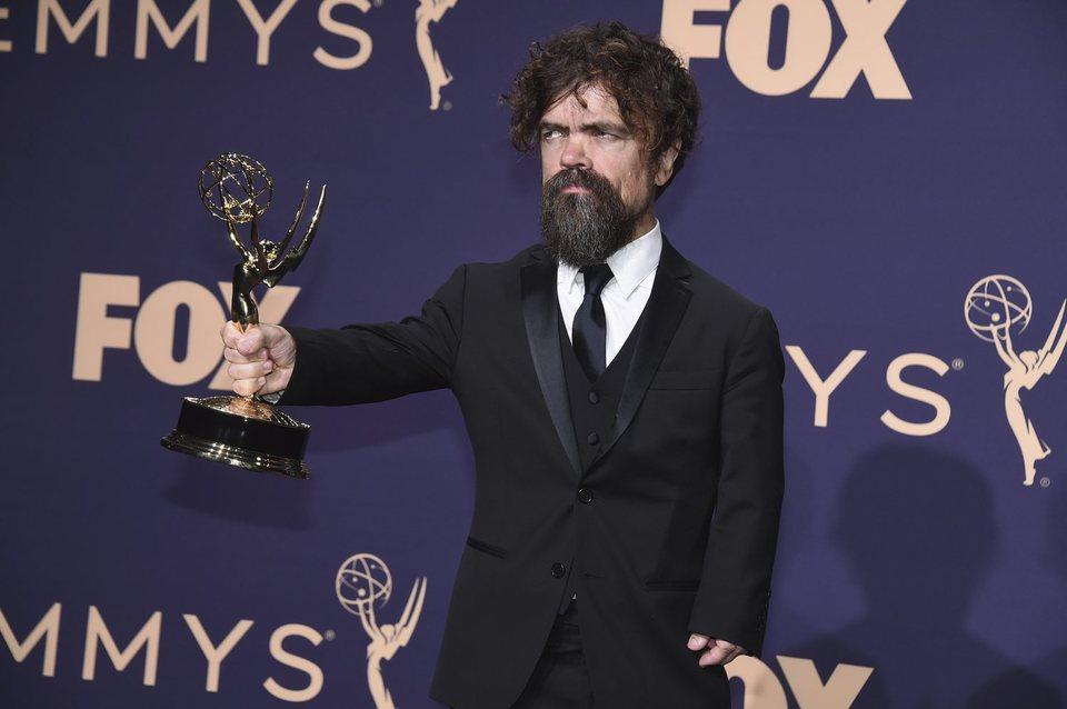 Peter Dinklage Emmy 2019
