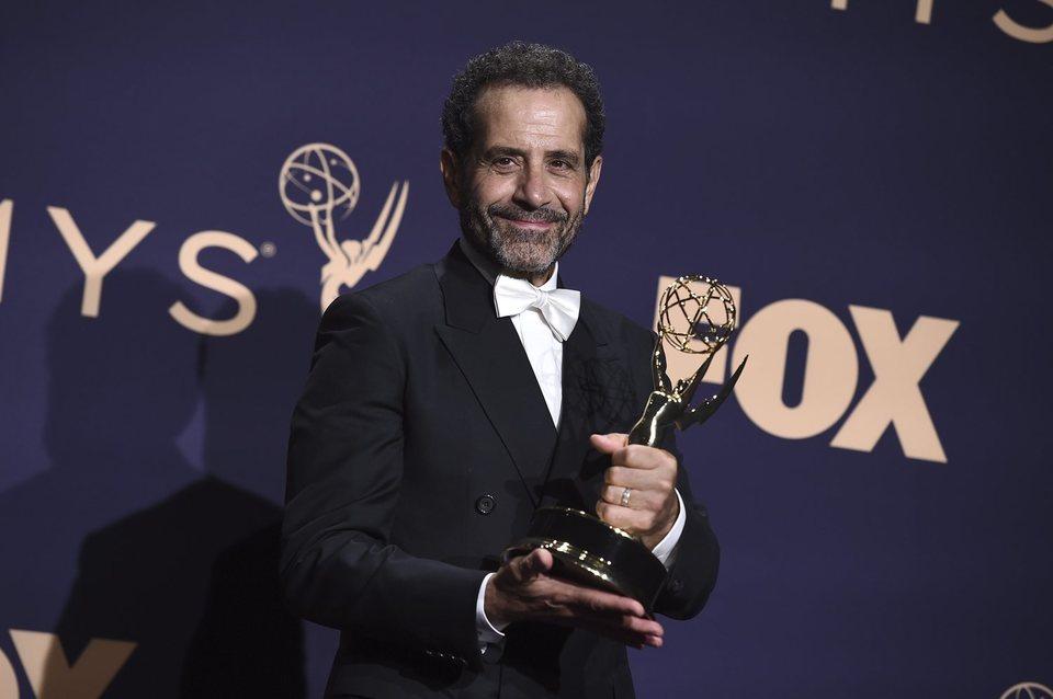 Tony Shalhoub Emmy 2019