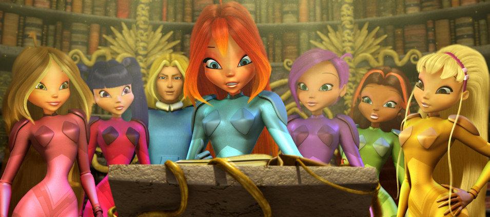 Winx: El secreto del reino perdido, fotograma 2 de 20