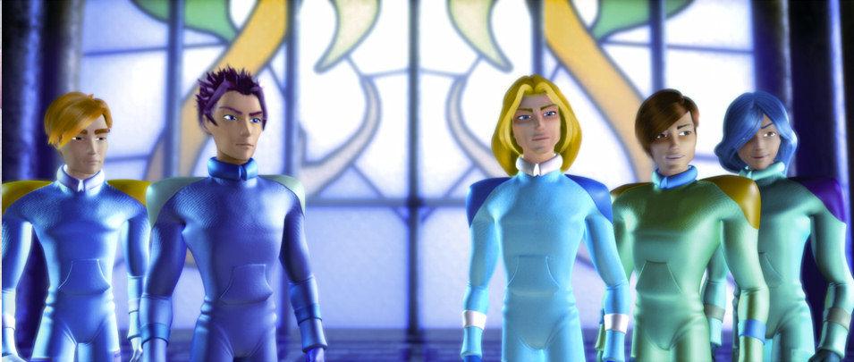Winx: El secreto del reino perdido, fotograma 18 de 20