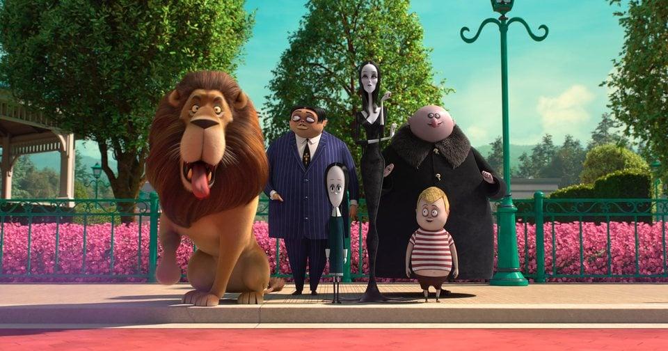 La familia Addams, fotograma 4 de 13
