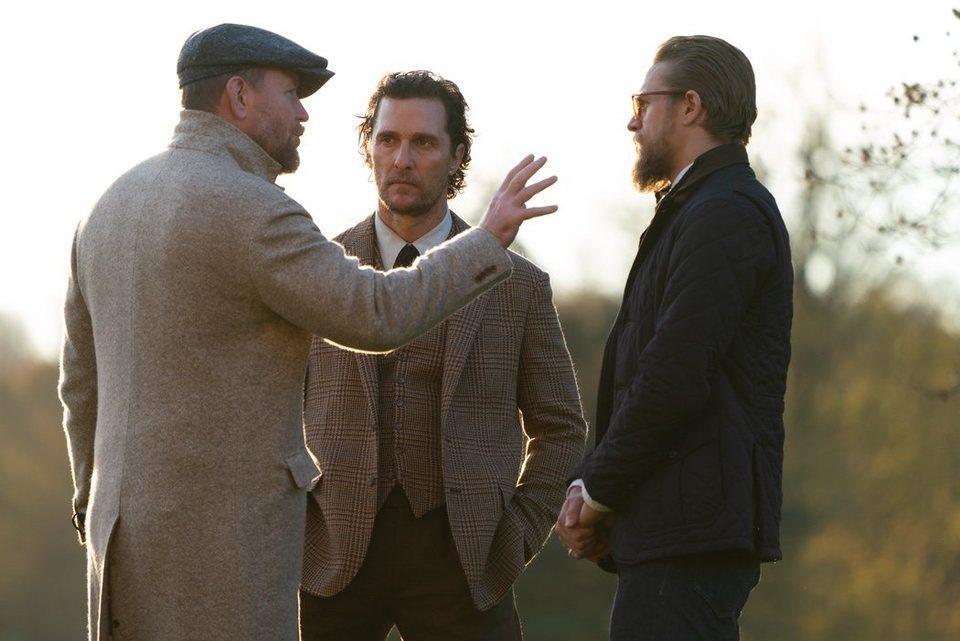 The Gentlemen: Los señores de la mafia, fotograma 5 de 60