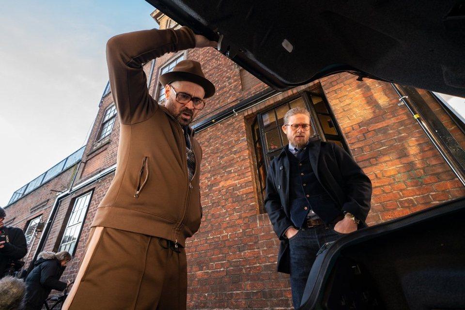 The Gentlemen: Los señores de la mafia, fotograma 3 de 60