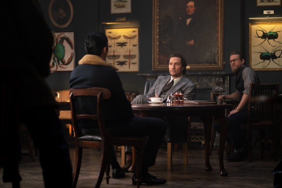 The Gentlemen: Los señores de la mafia, fotograma 2 de 60