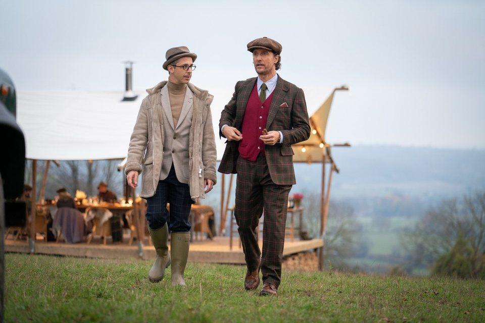 The Gentlemen: Los señores de la mafia, fotograma 9 de 60