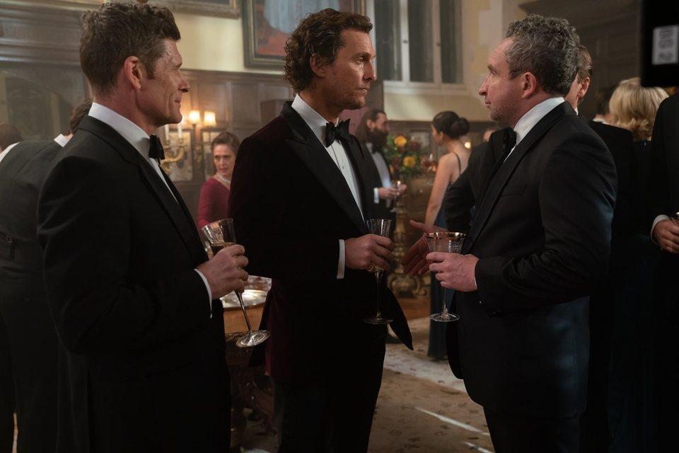 The Gentlemen: Los señores de la mafia, fotograma 14 de 60