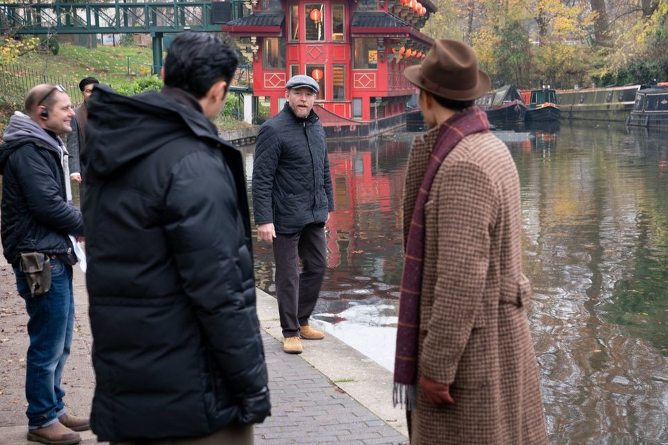 The Gentlemen: Los señores de la mafia, fotograma 15 de 60