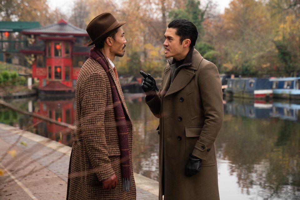 The Gentlemen: Los señores de la mafia, fotograma 17 de 60