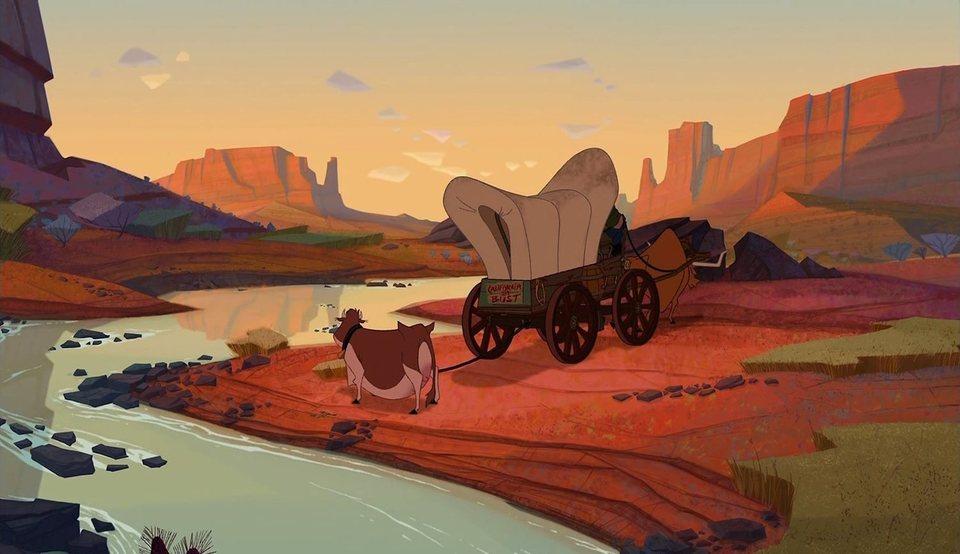 Zafarrancho en el rancho, fotograma 4 de 20