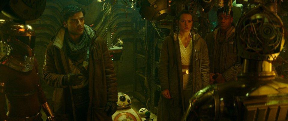 Star Wars: El Ascenso de Skywalker, fotograma 20 de 31