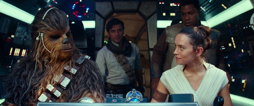 Star Wars: El Ascenso de Skywalker, fotograma 19 de 31
