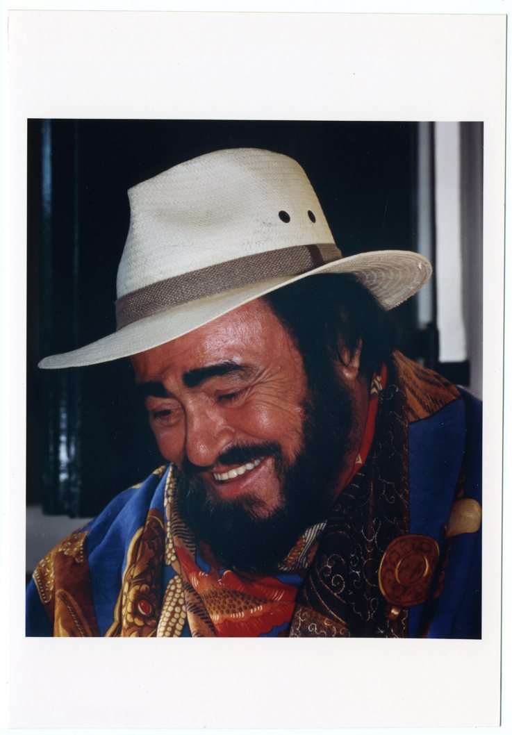 Pavarotti, fotograma 3 de 10