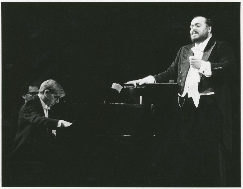 Pavarotti, fotograma 4 de 10