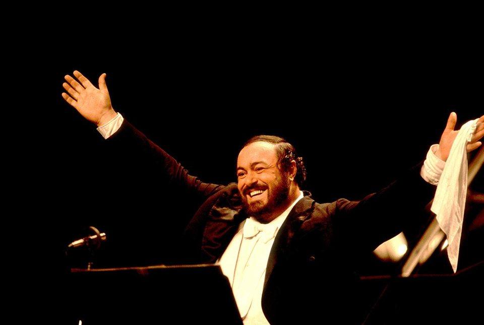 Pavarotti, fotograma 10 de 10