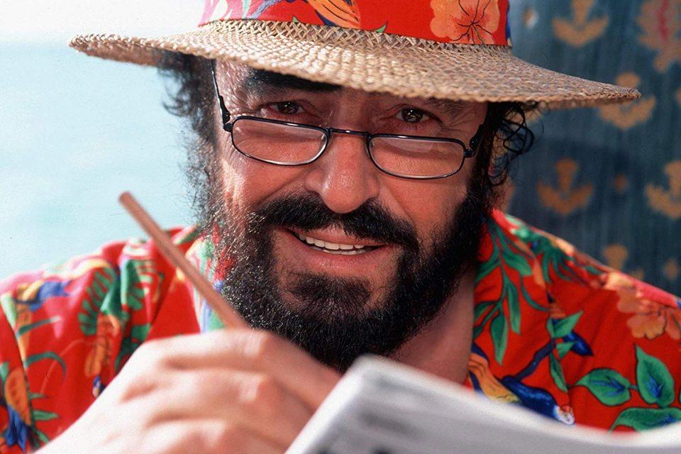 Pavarotti, fotograma 8 de 10
