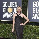Naomi Watts en la alfombra roja de los Globos de Oro 2020