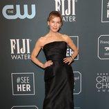 Renée Zellweger en la alfombra roja de los Critics' Choice Awards 2020