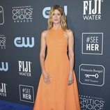 Laura Dern en la alfombra de los Critics' Choice Awards 2020