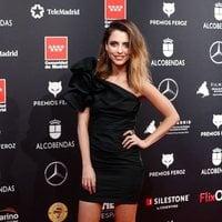 Leticia Dolera en la alfombra roja de los Premios Feroz 2020