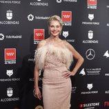 Belén Rueda en la alfombra roja de los Premios Feroz 2020