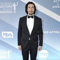 Adam Driver en la alfombra roja de los SAG Awards 2020