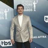Pedro Pascal en la alfombra roja de los SAG Awards 2020