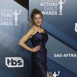 Renée Zellweger en la alfombra roja de los SAG Awards 2020