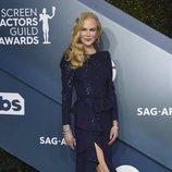 Nicole Kidman en la alfombra roja de los SAG Awards 2020