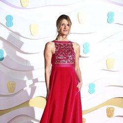 Laura Dern en la alfombra roja de los BAFTA 2020