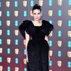 Rooney Mara en la alfombra roja de los BAFTA 2020