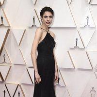 Margaret Qualley en la alfombra roja de los Oscar 2020