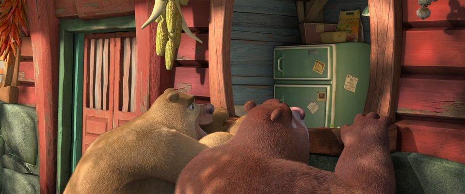 Boonie Bears: Una aventura en miniatura, fotograma 10 de 10