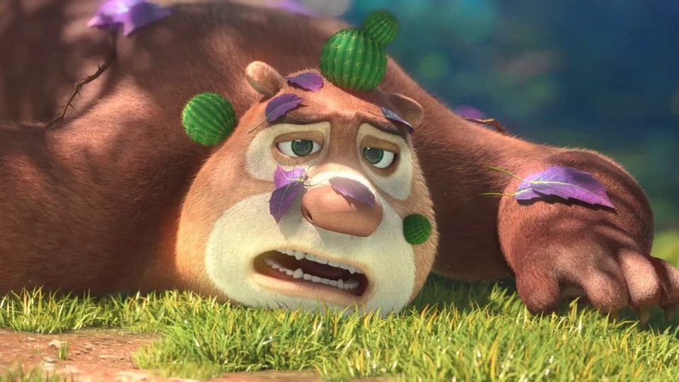 Boonie Bears: Una aventura en miniatura, fotograma 4 de 10
