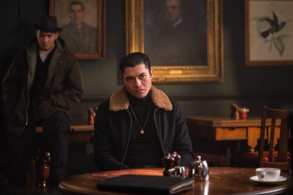 The Gentlemen: Los señores de la mafia, fotograma 55 de 60