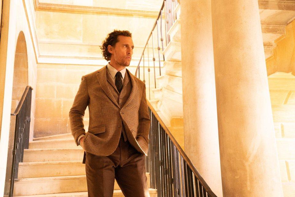 The Gentlemen: Los señores de la mafia, fotograma 54 de 60