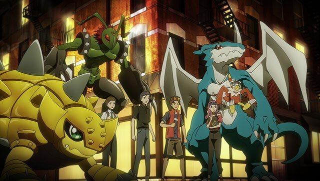 Digimon Adventure: Last Evolution Kizuna, fotograma 4 de 10
