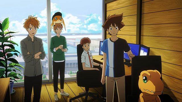 Digimon Adventure: Last Evolution Kizuna, fotograma 3 de 10