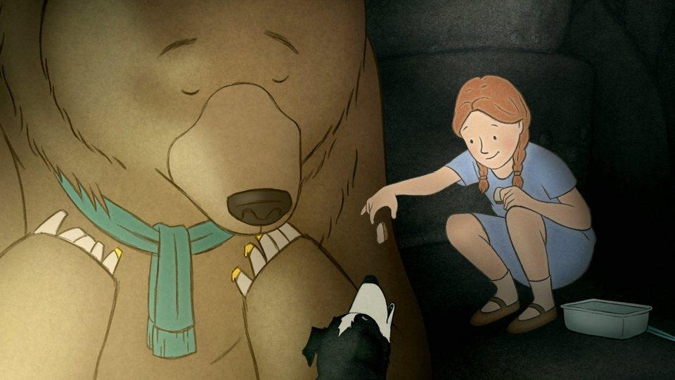 ¡Vamos a cazar un oso!, fotograma 2 de 4