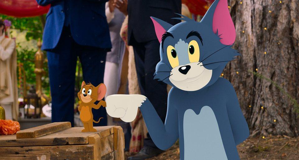Tom y Jerry, fotograma 4 de 10