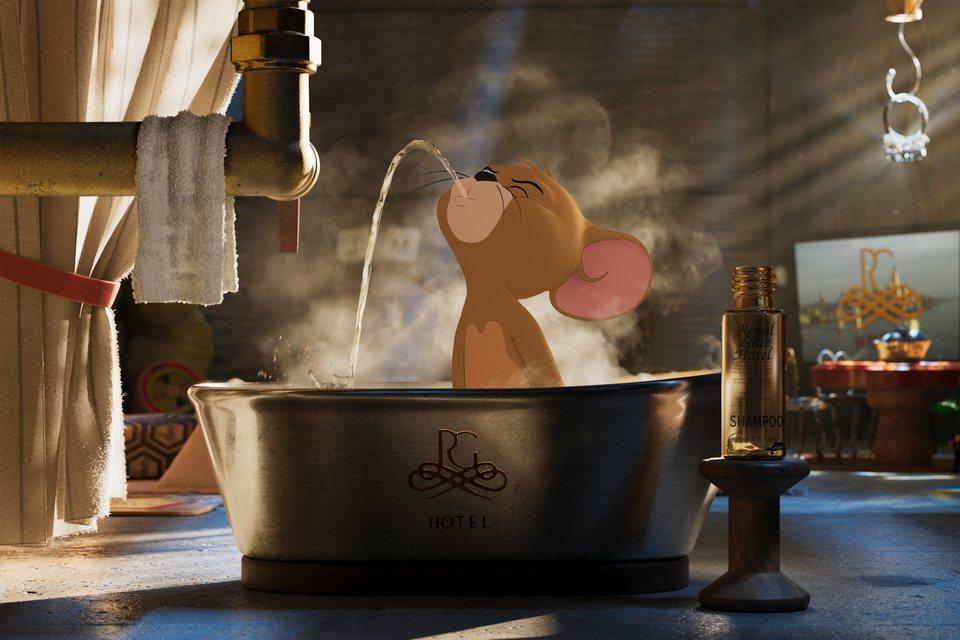 Tom y Jerry, fotograma 3 de 10